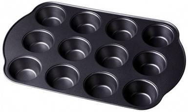 Форма для выпечки Кексики 12шт 350*260*30мм (шт)  EM9840