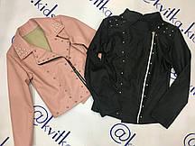 Курточки для девочки размеры 4-14 лет