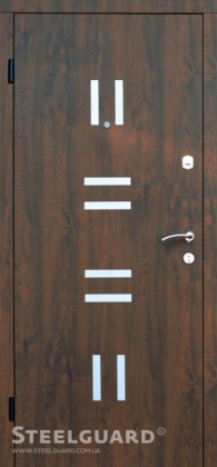 Двери Steelguard Trappa Серия TERMOSEP