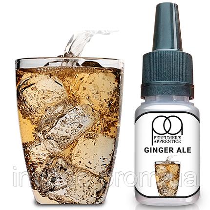 АроматизаторTPA Ginger Ale (Имбирный эль) 5мл, фото 2