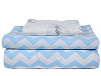 Комплект детского постельного белья 1,5-спальный (ПБП-005519)