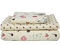 Комплект детского постельного белья 1,5-спальный (ПБП-005522)