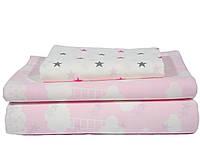 Комплект детского постельного белья 1,5-спальный (ПБП-005534)