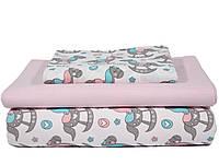 Комплект детского постельного белья 1,5-спальный (ПБП-005535)