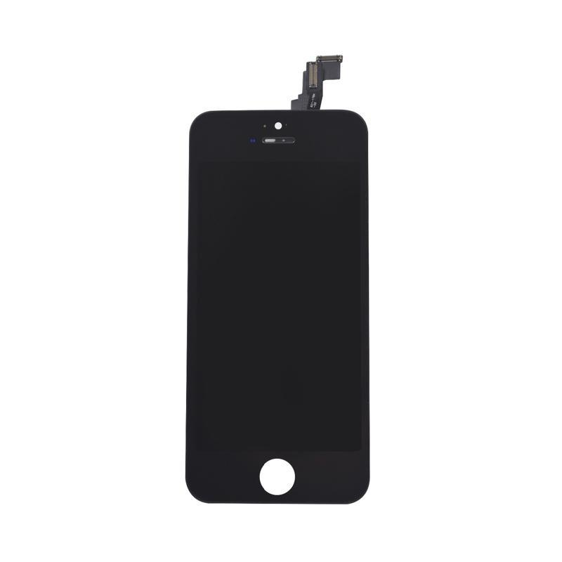 LCD iPhone 5C Black Compleate HC