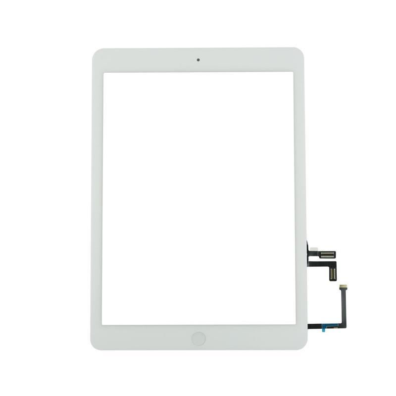 Touchscreen with button Home iPad 5 Air White