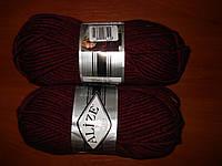 Alize Superlana Maxi - 57 бордовый