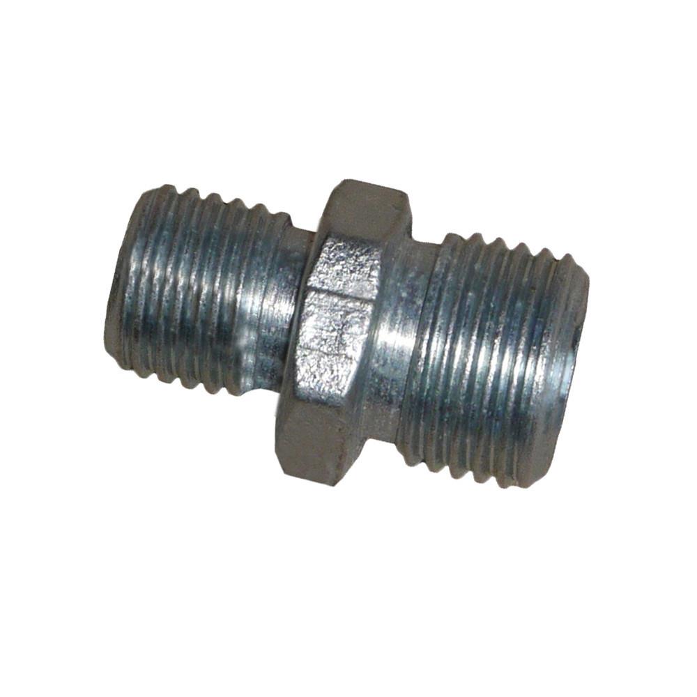 Штуцер Гидроузел S22 (М18х1.5-М18х1.5) гр.S22