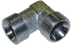 Угольник S17-S17 (М14х1.5 гайка-М14х1.5)