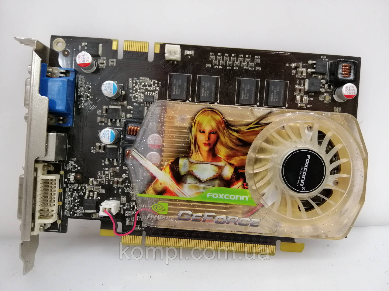 Видеокарта NVIDIA 9500GT 1GB PCI-E