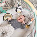 Развивающий музыкальный кокон с дугами коллекции «Полярное сияние» 4-в-1 – УЮТНОЕ ГНЕЗДЫШКО, фото 5