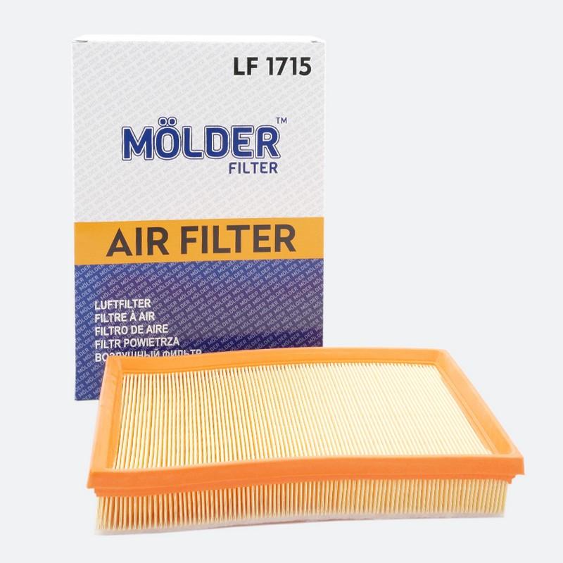 Воздушный фильтр MOLDER аналог WA9402/LX1825/C301252 (LF1715)