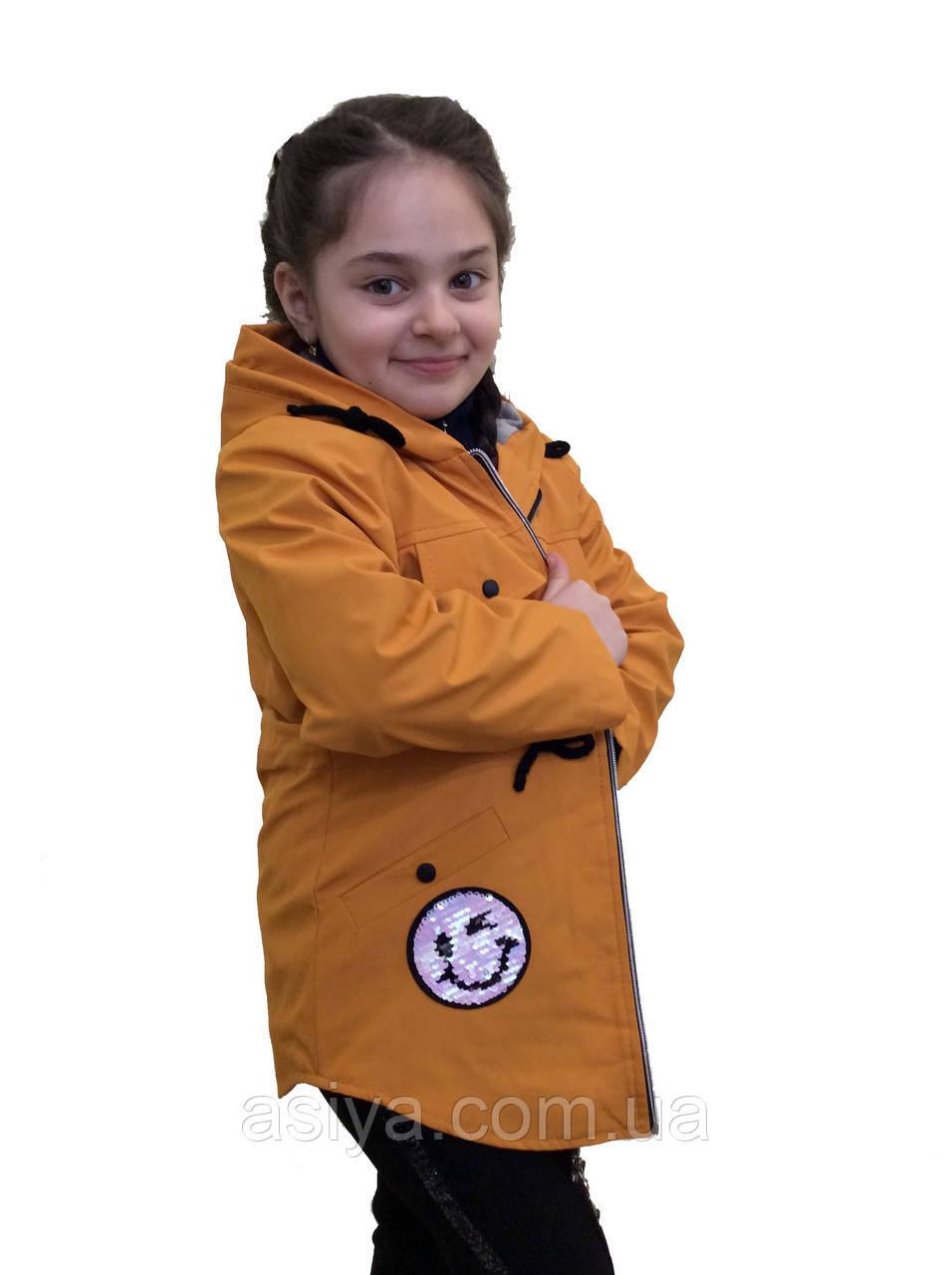 """Детская куртка - ветровка весна осень """"Ассорти"""""""