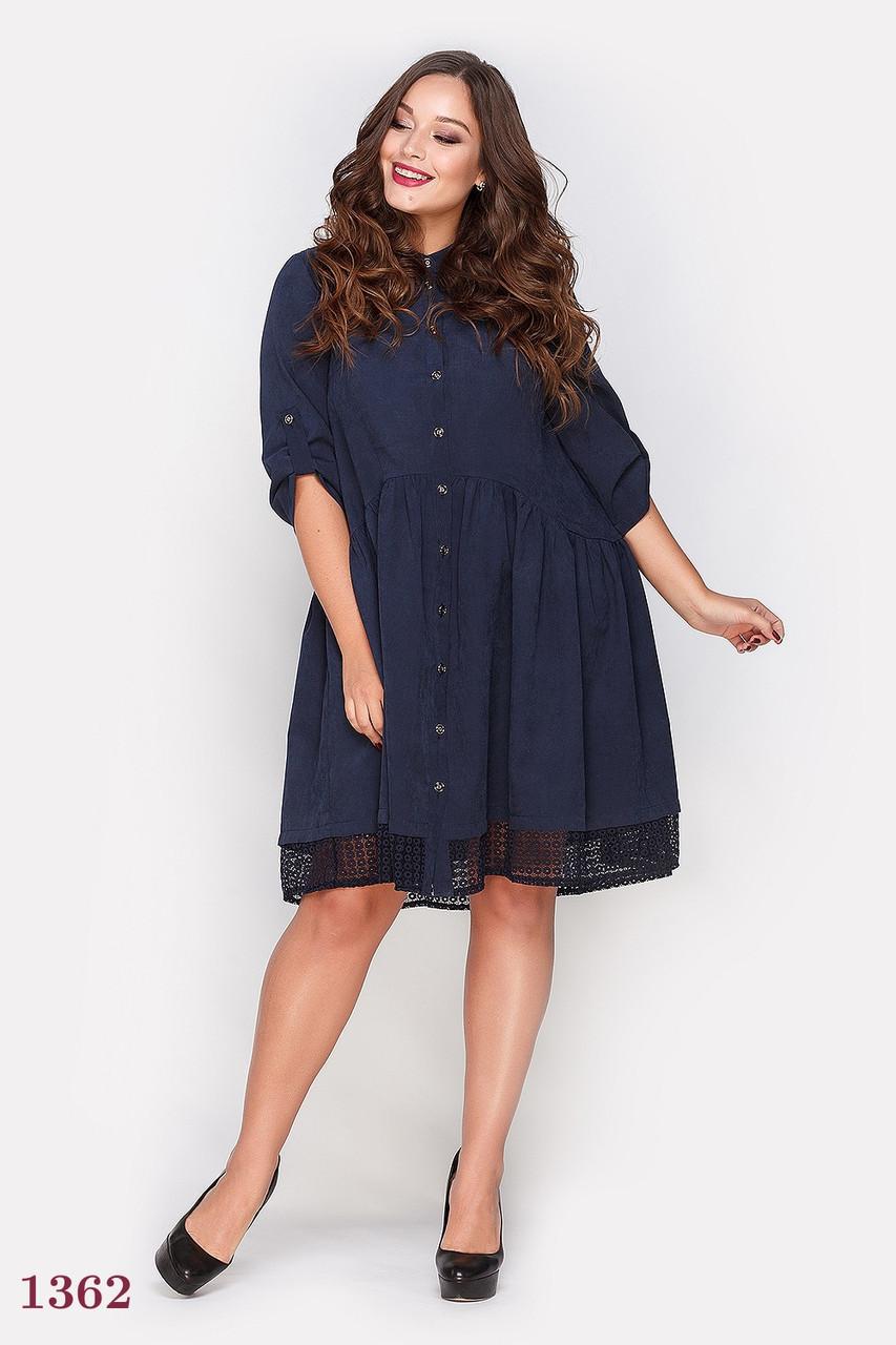 4c399421a369e5 Платье Тиффани-1 (синий), цена 854,40 грн., купить в Хмельницком ...