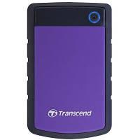 """1Tb Transcend 2,5"""" StoreJet 25 H3B (TS1TSJ25H3B) USB3.0"""