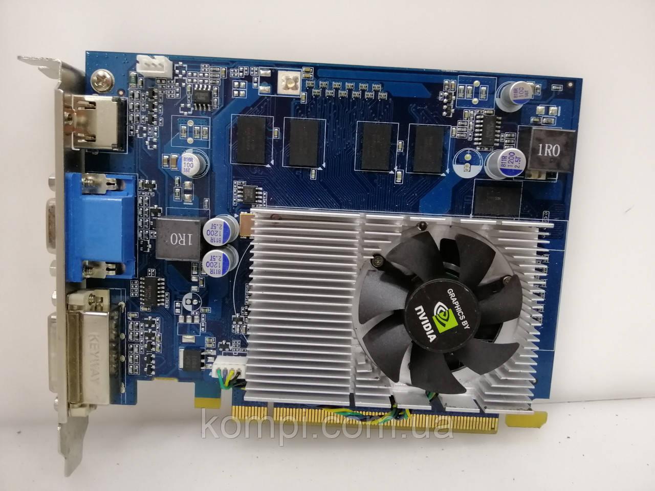 Видеокарта NVIDIA GeForce 9500Gs 512MB PCI-E