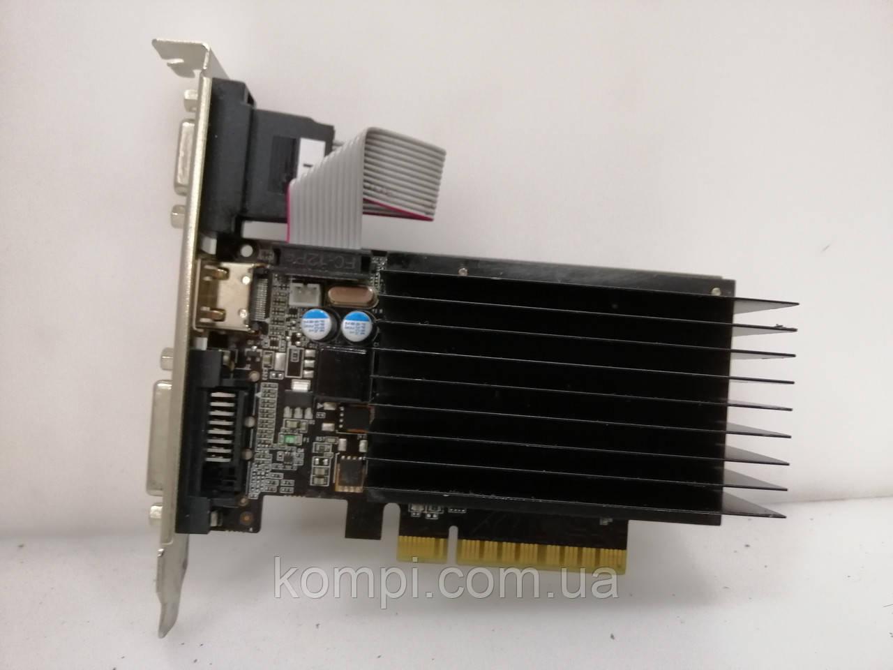 Видеокарта NVIDIA GeForce GT 730 1Gb PCI-E HDMI