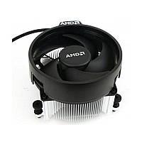 Стоковый кулер для Ryzen 5 AMD Wraith Spire AM4.