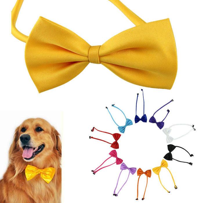 Галстук бабочка для собак и кошек