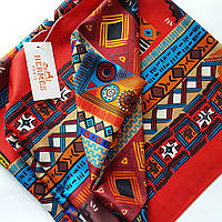 Большой платок шаль Hermes