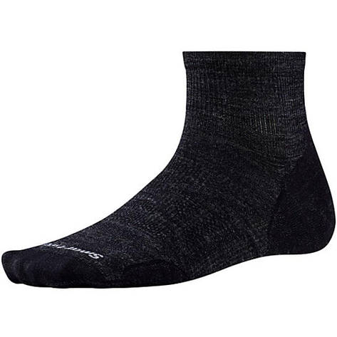 Термоноски Smartwool Men's PhD Outdoor Ultra Light Mini Socks Charcoal, L / 42-45, фото 2