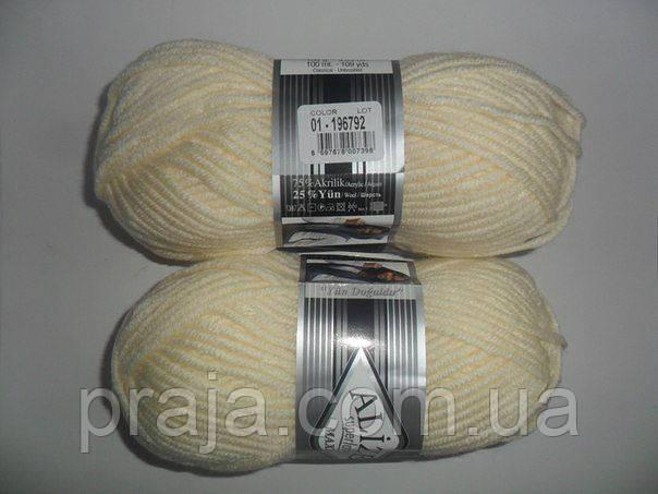 Alize Superlana Maxi - 1 кремовый