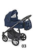 Универсальная коляска  2 в 1 Baby Design Husky 03 2019