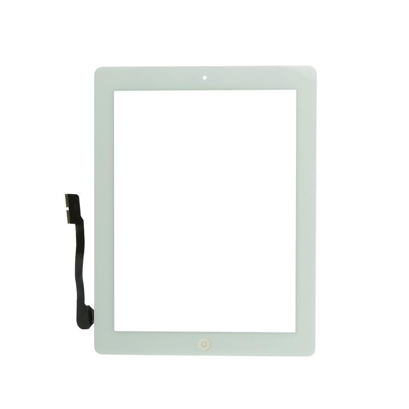Touchscreen + Len iPad 3/4 New White with button Home