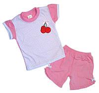 Детская одежда оптом. Костюм  для девочки  р.1,2,3 года.