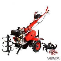 Мотоблок дизельный WEIMA WM610Е DeLuxe