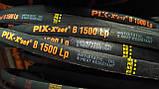 Клиновий ремінь У(Б)-1500 PIX, 1500 mm, фото 5