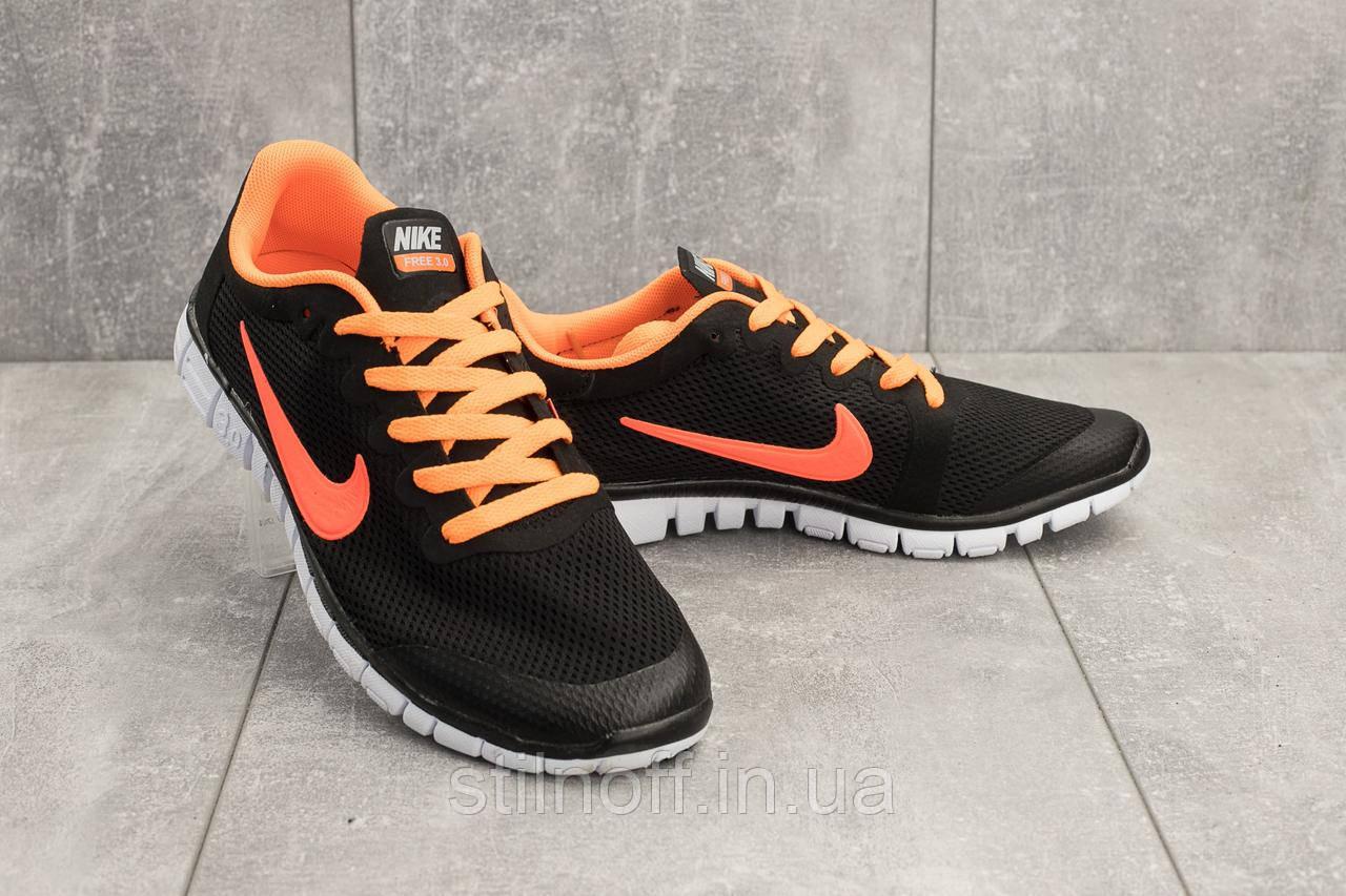 891f3977 Мужские текстильные кроссовки Nike Free Run черные: продажа, цена в ...
