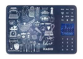 Ваги кухонні Magio 692 (5кг) скло