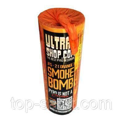 Дымовая шашка с оранжевым дымом (Smoke Bomb JFS-2)