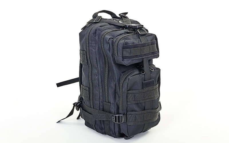 Рюкзак патрульный 30 литров Silver Knight черный