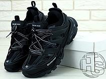 Мужские кроссовки Balenciaga Track Trainers Black 542436W1GB11000, фото 3