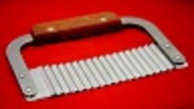 Резак Карбовочный с деревянной Ручкой 18см  ЕМ8634