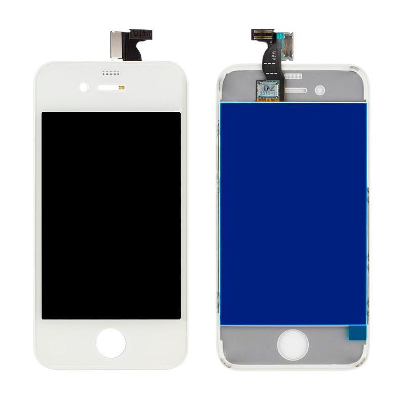 Дисплейный модуль iPhone 4G White Compleate