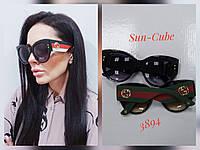 Очки Gucci,солнцезащитные очки Гуччи черные