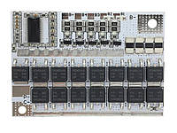 BMS защитная плата заряда Li-ion аккумуляторов 5S 100A Балансировочная версия 5S 100A