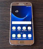 Samsung Galaxy S7 Duos 4/32GB Gold Оригинал! G930FD