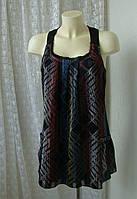 Платье женское туника модная бренд Firetrap р.44