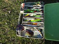 Оснастка и аксесуары для рыбной ловли