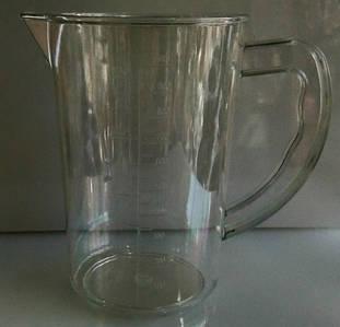 Мерный стакан  с ручкой 2000мл.(шт)  ЕМ2845