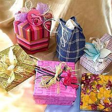 Подарочная упаковка, общее