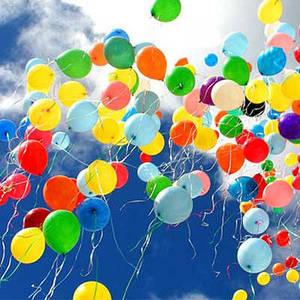 Воздушные шары и композиции из них