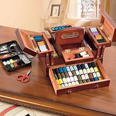 Органайзеры и шкатулки для рукоделия
