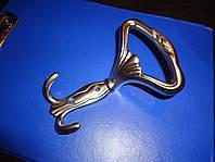 Крючок тройной сатин, фото 1