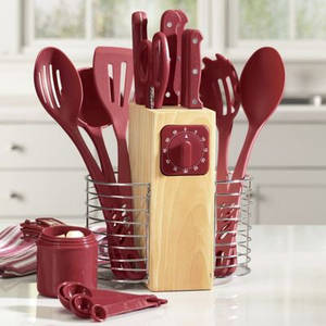 наборы кухонных принадлежностей