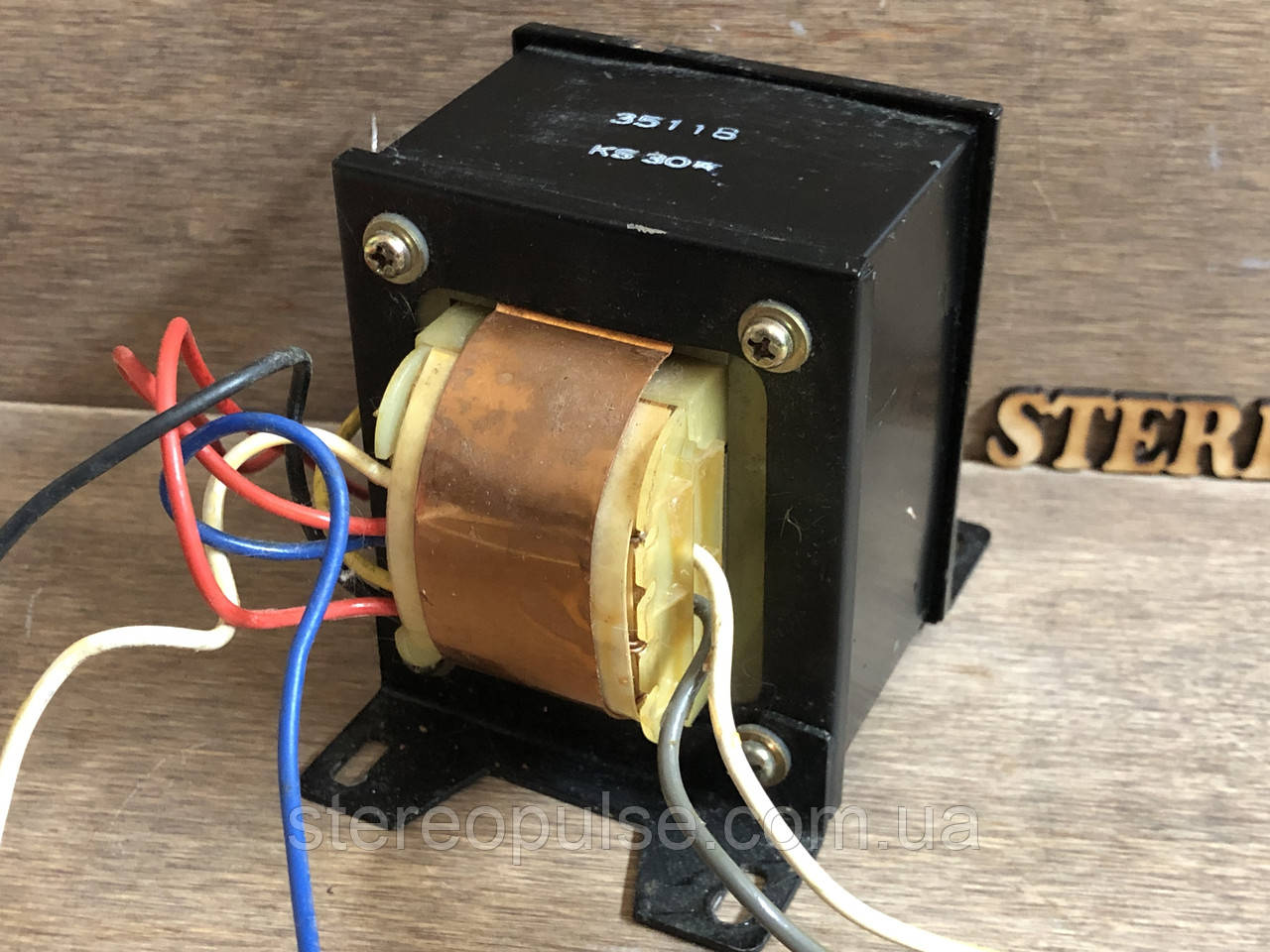 Трансформатор   60 В - 2.5 аА  200 вт